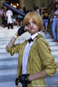 Bill Cipher, Gravity Falls, anime fest, cosplay, comic con, Natsu Nami