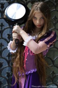 Rapunzel, anime fest, cosplay, comic con, Natsu Nami