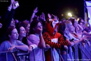 Koktebel Jazz Festival, Джаз Коктебель 2016, зрители, тигренок, костюм