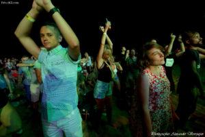 Koktebel Jazz Festival, Джаз Коктебель 2016, зрители, танцуют
