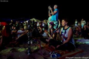 Koktebel Jazz Festival, Джаз Коктебель 2016, девушки, пляж, курят, кальян
