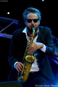 Max The Sax & Peter Cruseder, Koktebel Jazz Festival, Джаз Коктебель 2016,