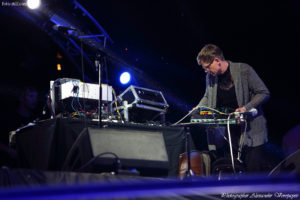 Koktebel Jazz Festival, GusGus, Джаз Коктебель 2016