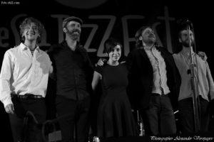 Odessa Jazz Fest 2016, Одесса джаз фест, Holler My Dear