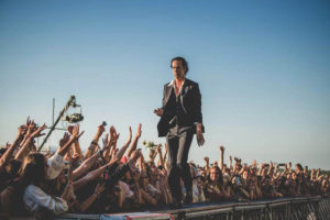 Nick Cave on OPEN ER festival 2018