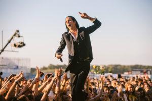 Nick Cave on OPEN ER festival 2018
