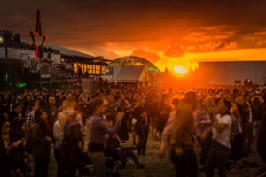 People on Open Er Festival 2018