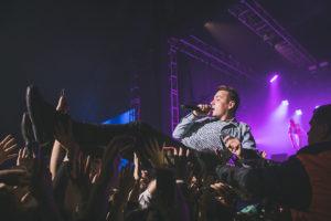 Orange stage on Open Er Festival 2018