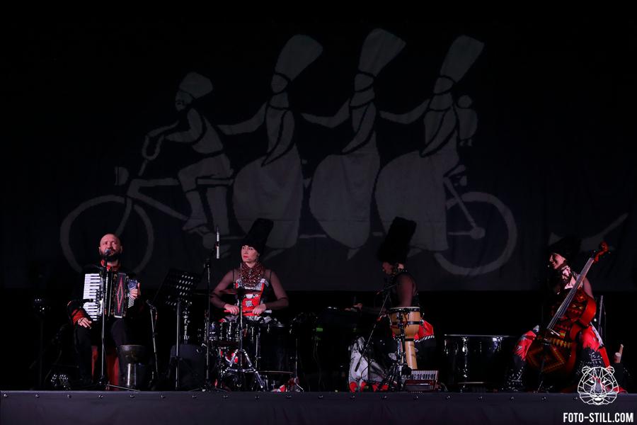 ДахаБраха украинский 2018, одесса, DakhaBrakha