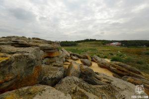 Каменная могила, фото, запорожье, музей, мелитополь, место силы,
