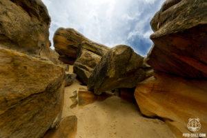 Каменная могила, фото, запорожье, мелитополь, камни песок небо,