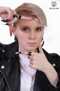 Портретная фотосессия, студийная фотосессия, портрет, студийный портрет, косуха,