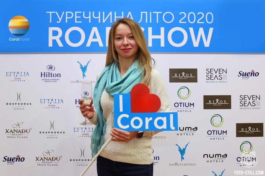 Фотосессия презентаций и корпоративов в Одессе