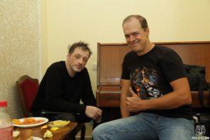 Глеб Самойлов и группа The Matrixx в Филармонии Одесса 2021
